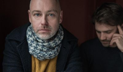 Aidan ORourke and Kit Downes