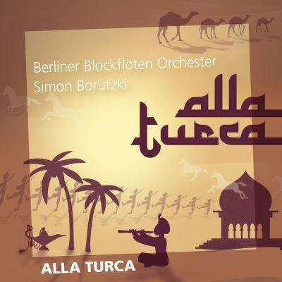 Alla Turca CD cover