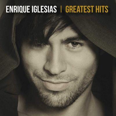 Enrique Iglesias' CD cover