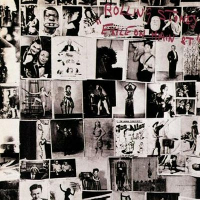 Exile on Main St. LP cover