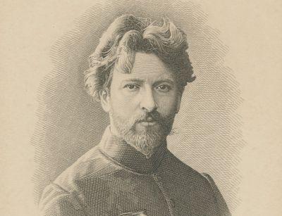 Ferruccio Busoni by Paul Klemann