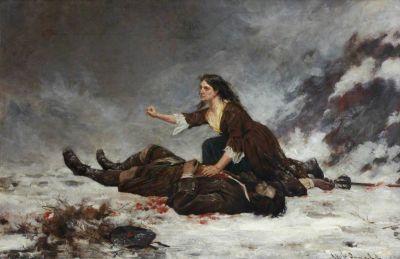 Glencoe 1692 by John Blake Macdonald