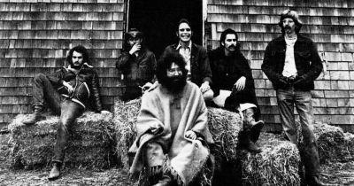 Grateful Dead by Herb Greene