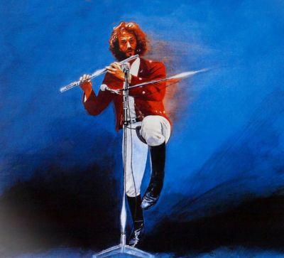 Jethro Tull LP cover