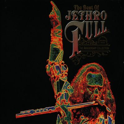 Jethro Tull's The Anniversary Collection CD cover
