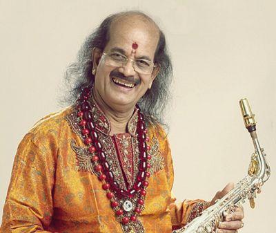 Kadri Gopalnath CD cover