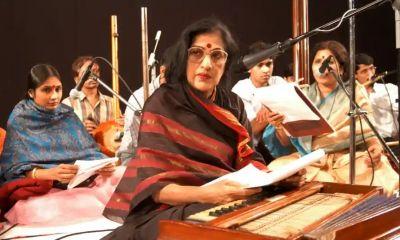 Kishori Amonkar in Mumbai, 2008