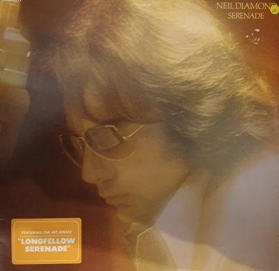 Longfellow Serenade LP cover