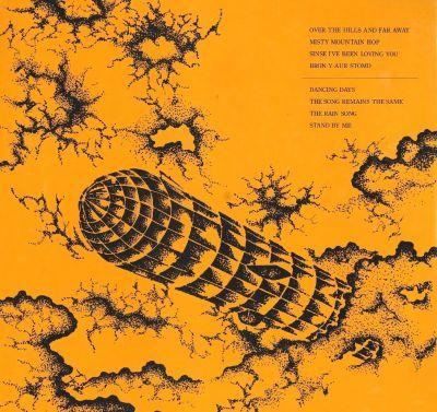 Misty Mountain Hop LP cover
