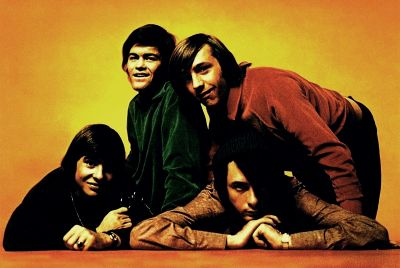 Monkees LP cover