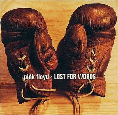 Pink Floyd's Lost for Words CD cover