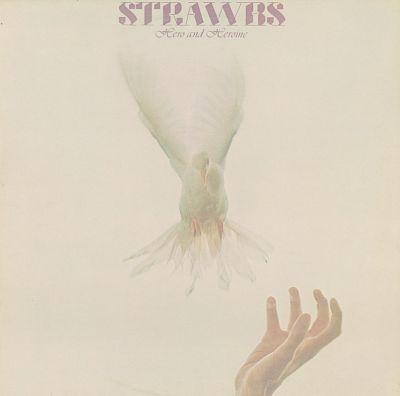 Strawbs' Hero and Heroine CD cover