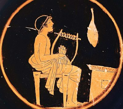 Terracotta Kylix Attributed to the Akestorides Painter