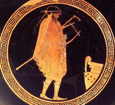 Terracotta Kylix Attributed to the Pistoxenos Painter