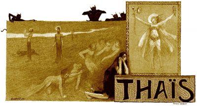 Thais 1894 by Joam Veber