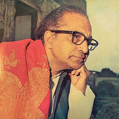 Vasantrao Deshpande LP