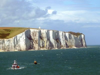 White Cliffs of Dover by Immanuel Giel