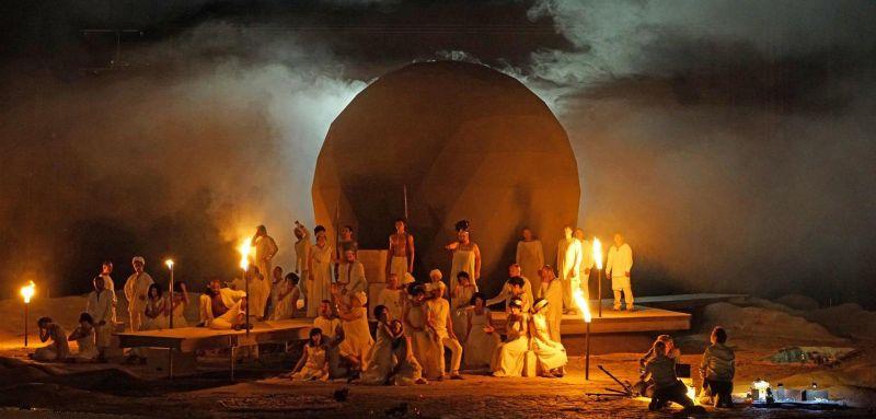 Mose in Egitto in Oper Koeln
