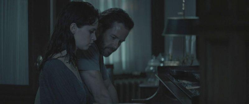 Felicity Jones and Guy Pearce