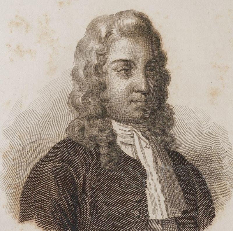 Portrait of Nicola Antonio Porpora