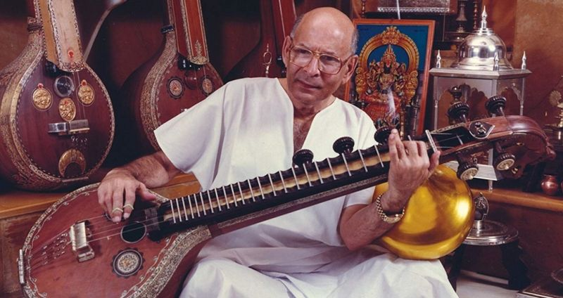 Sundaram Balachander: the veena musician and filmmaker who