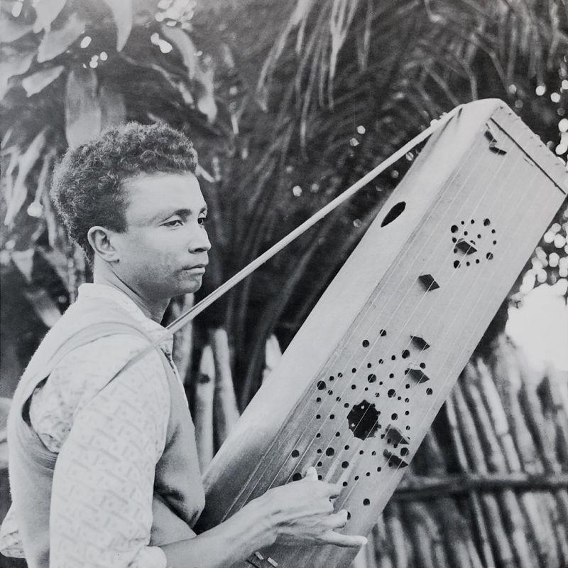 Valiha Madagascar