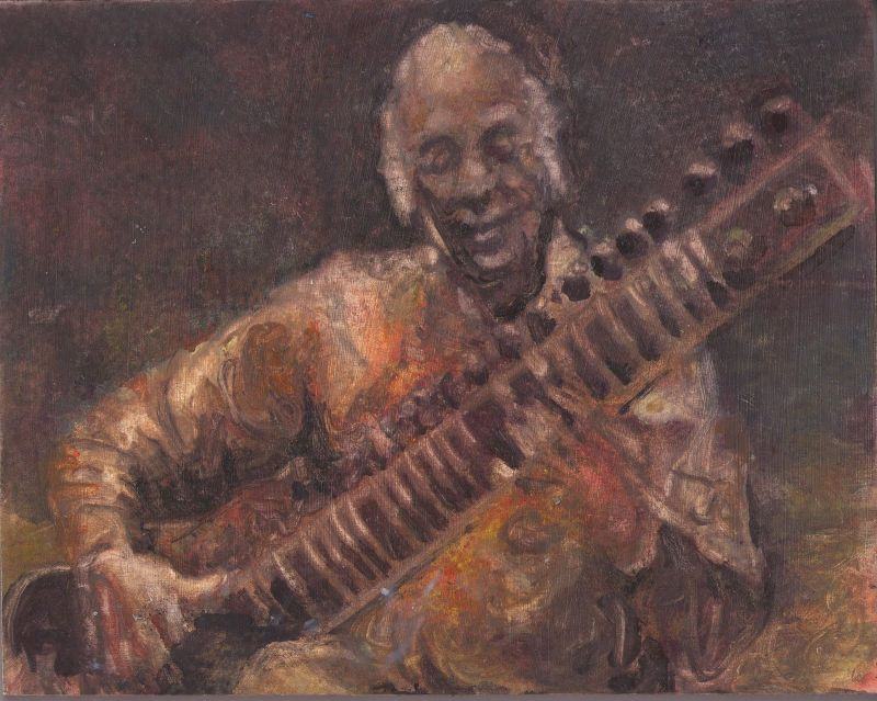Vilayat Khan enriched his sitar technique by giving it human voice