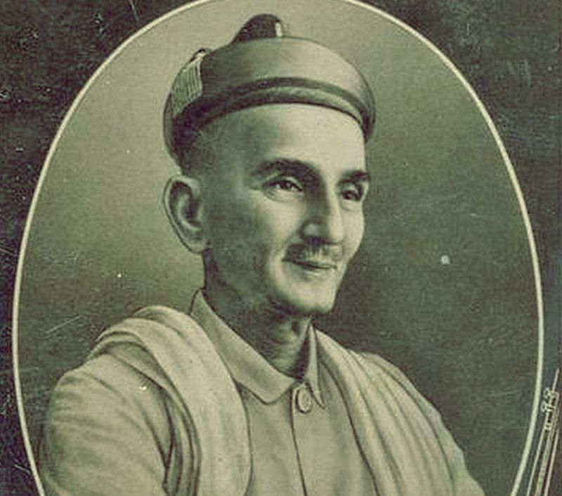 Vishnu Narayan Bhatkhande