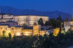 Alhambra Granada Palace, Spain