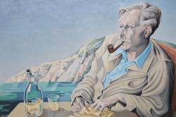 Sir William Walton by Fred Aris