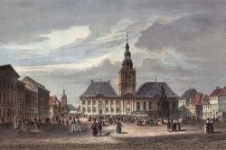 Mannheim by Joseph Maximilian Kolb