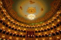 Venice's La Fenice opera house by Stefano Rellandini