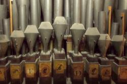 Vox Humana orgel Oude Kerk Amsterdam