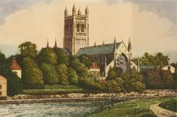 Worchester Cathedral