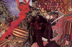 Abraxas LP cover