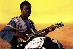Ali Farka Toure's The River LP