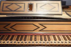 Bartolomeo Cristofori's early piano