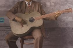 Blind Willie McTell LP cover