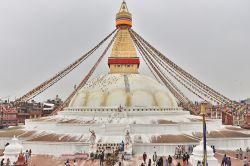Boudha Stupa by Nabin K. Sapkota