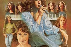 Carole King LP cover