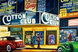 The Cotton Club, New York City