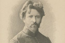 Ferruccio Busoni by Paul Klemann