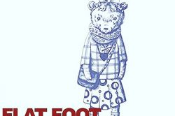Flat Foot Floogie LP cover