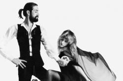 Mick Fleetwood and Stevie Nicks