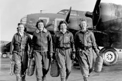 Group of Women Airforce Service Pilots