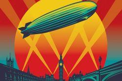 Led Zeppelin CD cover