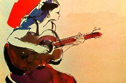 A Spanish Guitar Recital album cover
