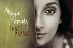 Maya Kamaty CD cover
