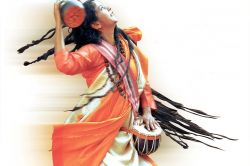 Parvathy Baul CD cover