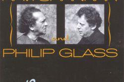 Ravi Shankar and Philip Glass LP